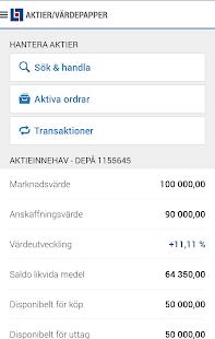 Länsförsäkringar - screenshot thumbnail