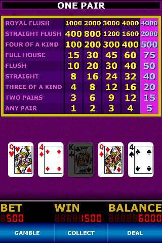 Double Down Stud Poker FREE - screenshot
