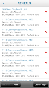 YouGotListings Mobile- screenshot thumbnail