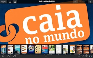 Screenshot of Caia no Mundo