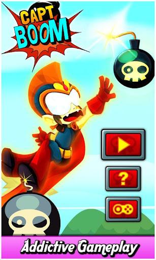 Capt Boom - Arcade Game