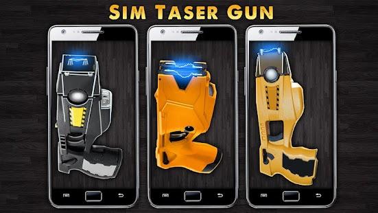 Simulator Taser Gun - screenshot thumbnail