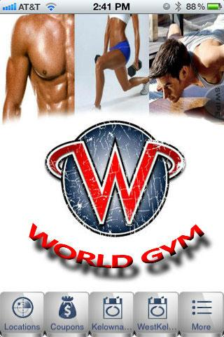 World Gym Kelowna