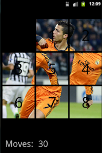 Ballon d'Or Puzzle - screenshot thumbnail