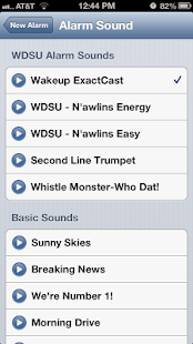 Alarm Clock WDSU New Orleans - screenshot thumbnail