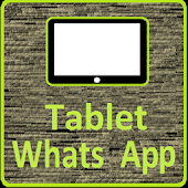whats.app Tablet