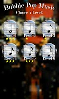 Screenshot of Bubble Music Kids Game Free