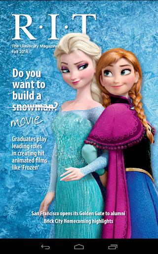 RIT: The University Magazine