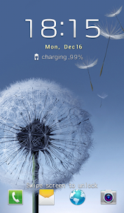 Galaxy S III Locker - screenshot thumbnail