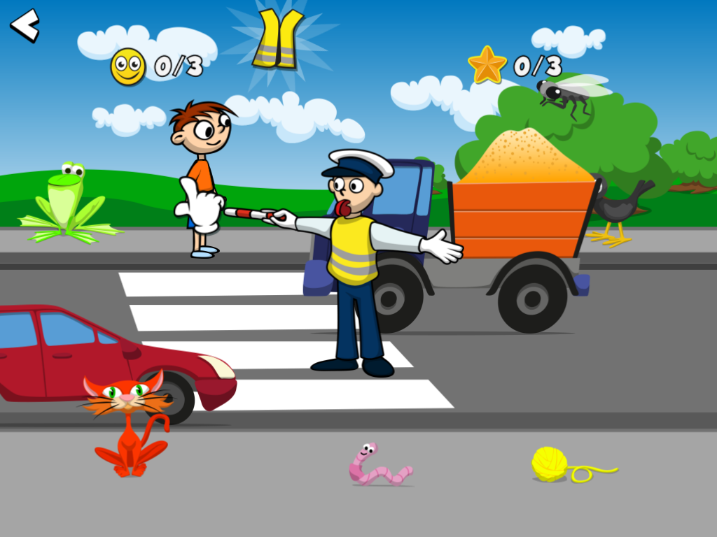Goodyear Kids Safety- screenshot