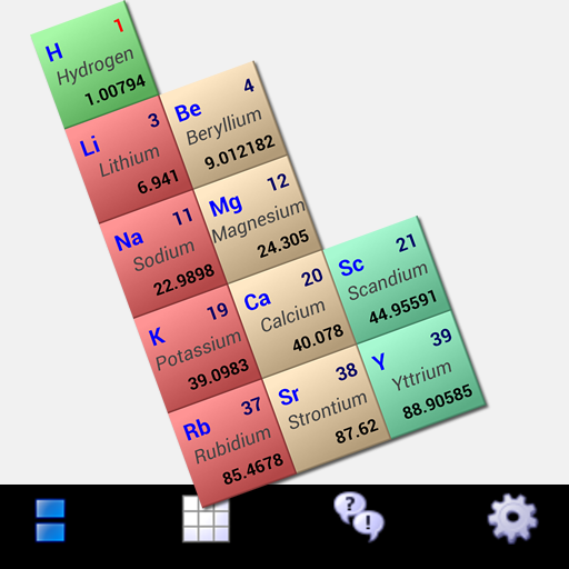 Learn the periodic table android apps best periodic table free urtaz Images