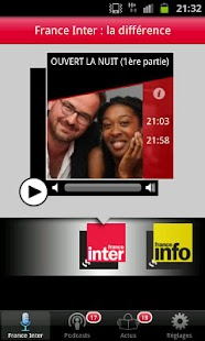 RADIO FRANCE - screenshot thumbnail