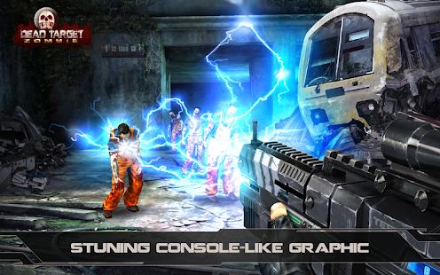 DEAD TARGET: Zombie - screenshot