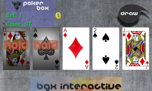 Pacific poker fur mac