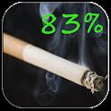 Cigarette - Battery, wallpaper icon