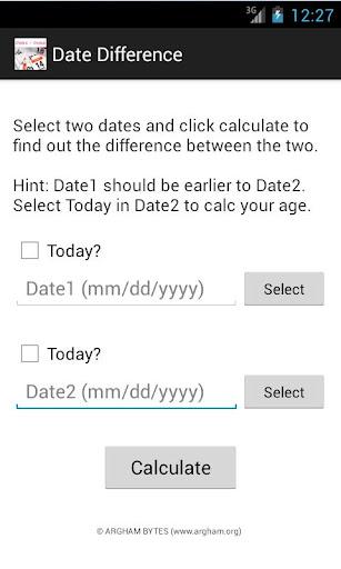 Date Diff