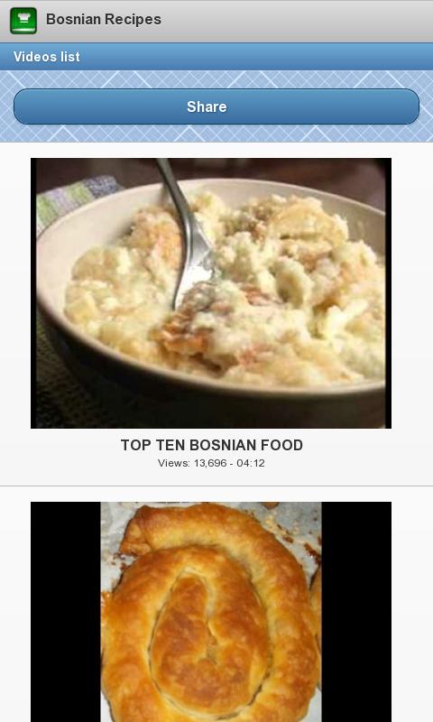Bosnian recipes android apps on google play bosnian recipes screenshot forumfinder Choice Image