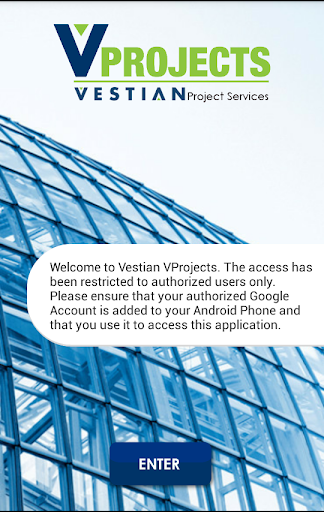 Vestian VProjects Tool