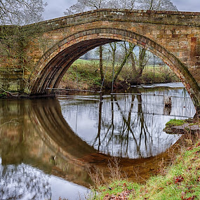 chatsworth-71_HDR.jpg by Dean Round - Buildings & Architecture Bridges & Suspended Structures (  )