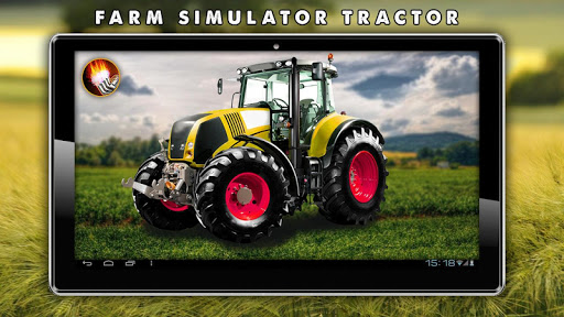 Farm Simulator Tractor
