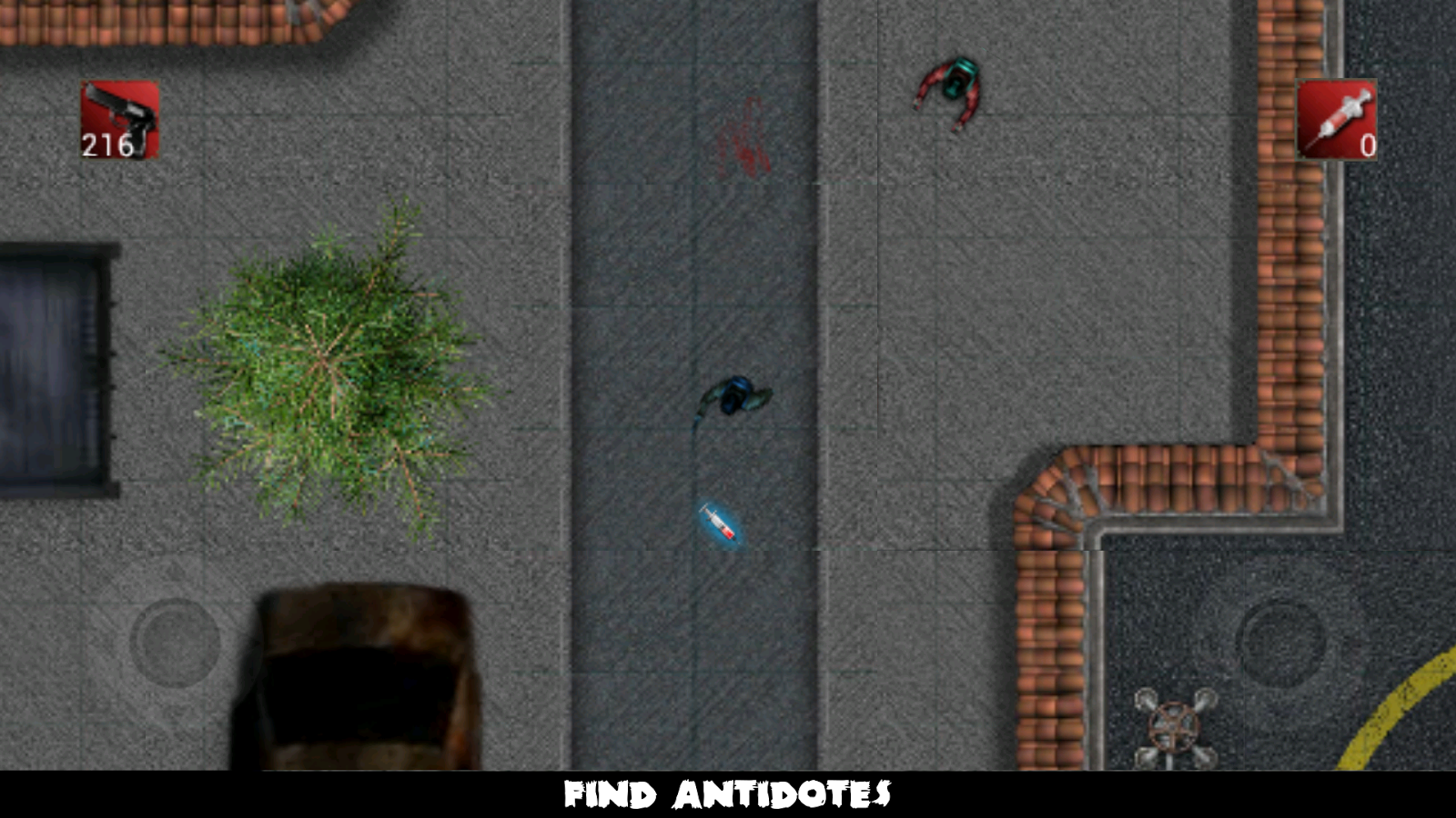 Zombie Outbreak- screenshot