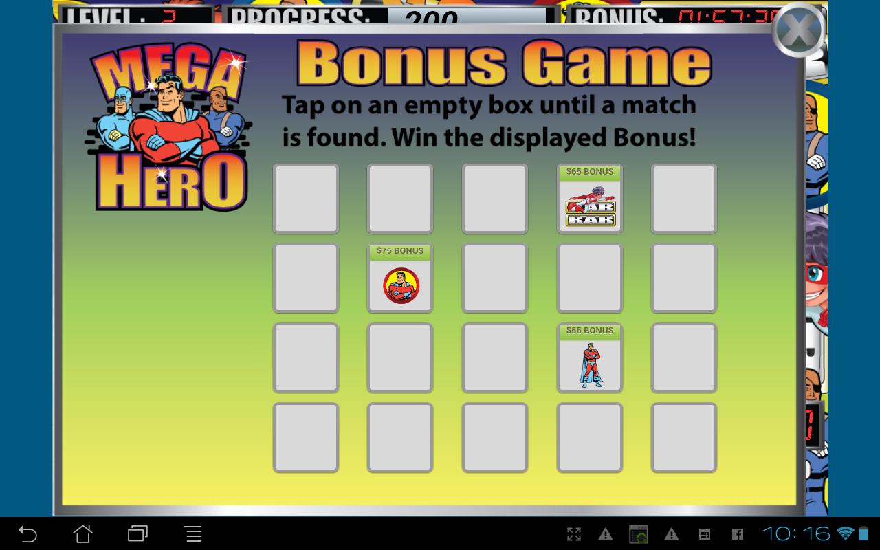 SuperHero Reels Slot Machine - Try the Free Demo Version