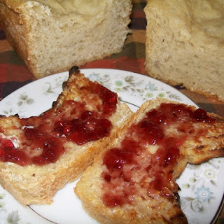 Crock-Pot English Muffin Bread