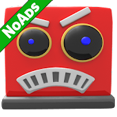 Red Bad Robot NoAds