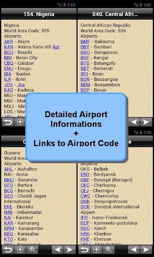 Airport Code Plus+