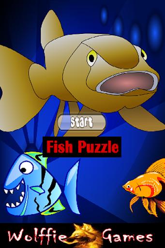 Fish Match'em Puzzle