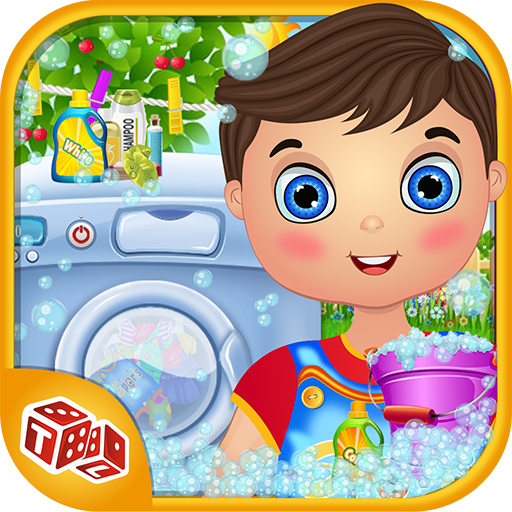 嬰兒服裝童裝洗衣時間 家庭片 App LOGO-APP開箱王