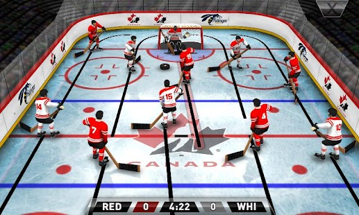 Team Canada Table Hockey - screenshot thumbnail