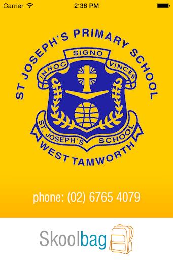 St Joseph's Tamworth Skoolbag