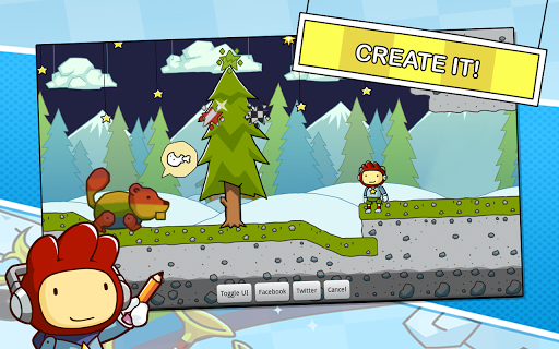 Screenshot for Scribblenauts Remix in United States Play Store