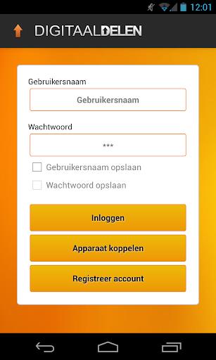 【免費通訊App】Digitaal Delen-APP點子