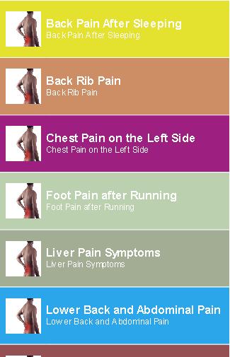 【免費書籍App】Pain Management Tip-APP點子
