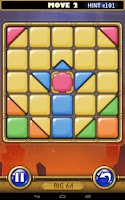 Screenshot of Shift It - Sliding Puzzle