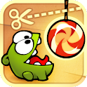 Cut the Rope games brain puzzle