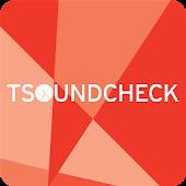 tsoundcheck to Go