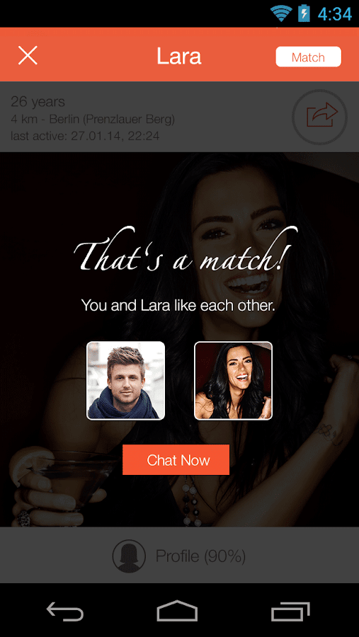 GetBuzz Flirt Dating App- screenshot