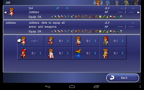 FINAL FANTASY DIMENSIONS Screenshot 14