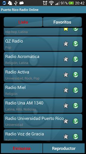 Puerto Rico Radio Online