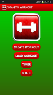 SMA Gym Workout - screenshot thumbnail