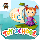 Toy School - Letters