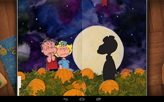Screenshot of Great Pumpkin Charlie Brown