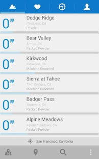 AllSnow Ski Reports & Tracker- screenshot thumbnail