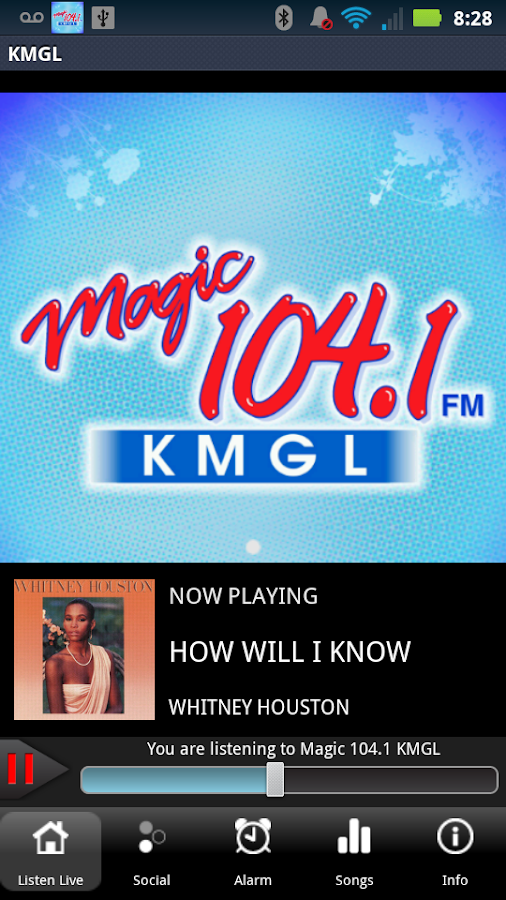KMGL- screenshot