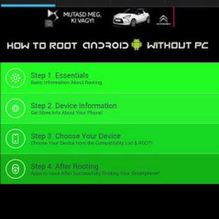 မိမိတို႔ဖုန္းမ်ားကို Root ေဖာက္ရာမွာ ကြန္ပ်ဴတာသံုးစရာမလိုတဲ႔-Root android without PC v1.9 Apk For Android