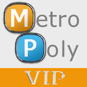 MetroPoly VIP Orange