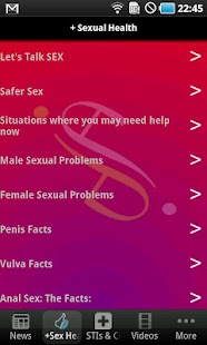 Sexual Health Guide - screenshot thumbnail